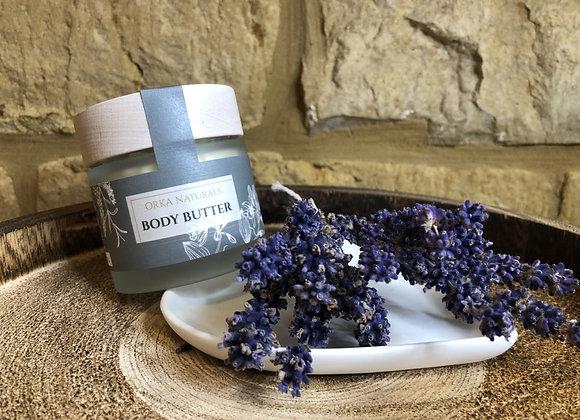 St. John's Wort, Lavender & Vanilla Body Butter
