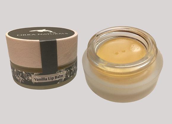Vanilla Lip Balm (15ml)