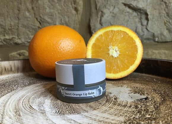 Sweet Orange Lip Balm (15ml)
