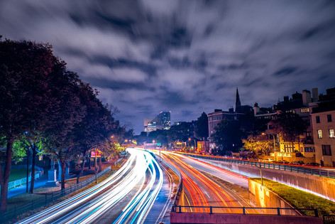 Neon Boston