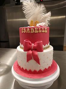 Gâteau anniversaire adulte gâteau cake design décoré - gironde