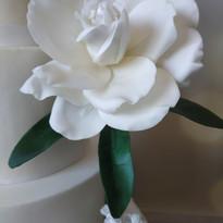 Grande Gardenia - Fleurs en sucre