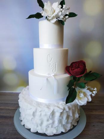 Wedding Cake - Gâteau de mariage