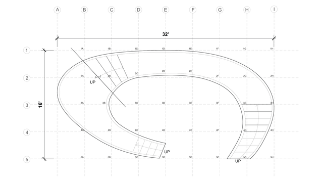 The Cove Stage Plan