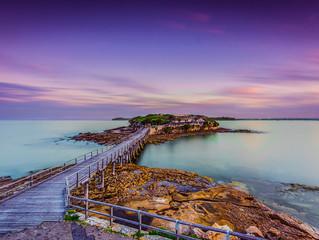 Bare Island, Sydney Australia