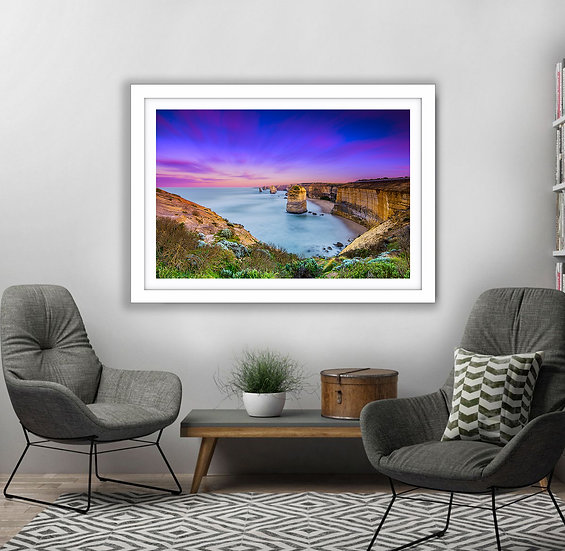 The Twelve Apostles Picture Frame