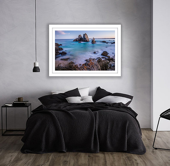 Camel Rock Picture Frame