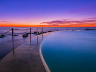 Bronte Baths, Sydney Australia