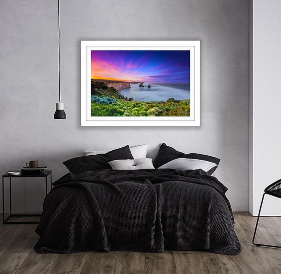 Great Ocean Road Picture Frame
