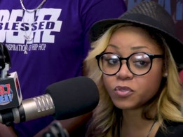 LaTavia Roberson of Destiny's Child talks DC Biopic &New EDM Music