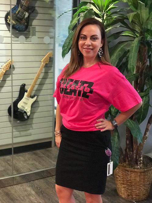 Blessed Beatz Pink T-shirt