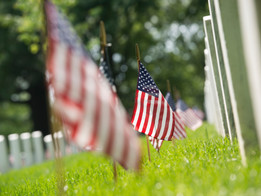 Soldiers Continue Memorial Day Tradition
