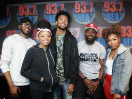 The Walls Group talks dealing with Social Media + how hits Love On The Radio & Satisfied happene