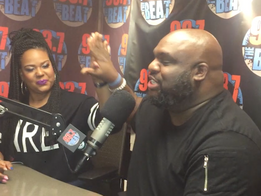 Pastor John Gray Talks-- Why People Laughing At The Church & Shows Freestyle Skills