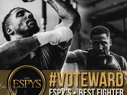 Faith Inspired Boxer, Andre Ward Nominated for Best Fighter at Espy 2017
