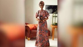 Maya Angelou Barbie doll introduced