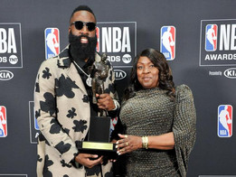 James Harden's Mother Talks The Rise of The Beard