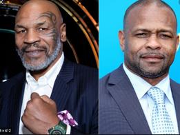 Tyson vs Jones Jr. Battle of Two Legends... Old legends!