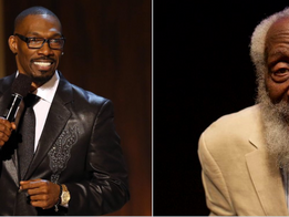 Fans Blast Emmys For Omitting Charlie Murphy & Dick Gregory In Memoriam
