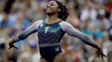 Black Girl Magic- Simone Biles Makes History With Balance Beam Dismount