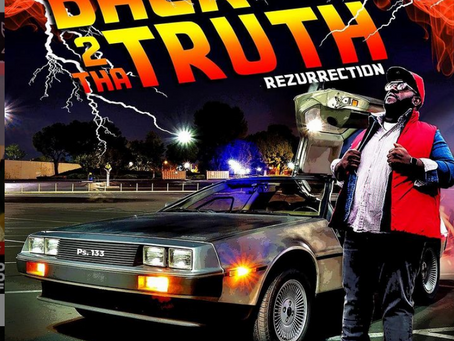 Back 2 the truth with Rezuurection and the new artist of 2021 are sizzling