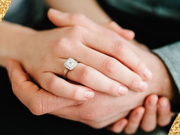 Splitting the cost of the engagement ring: Would you do it?