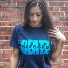 Carolina Blue BB Shirt