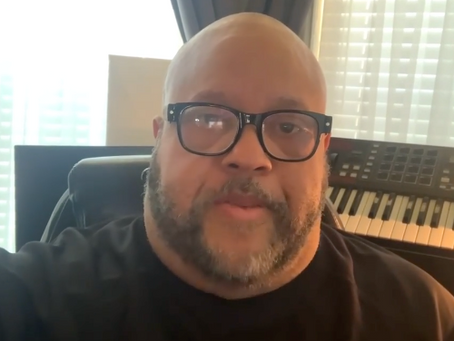 Gospel Legend Fred Hammond Tests Positive for COVID-19, Quarantined at home
