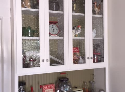cabinet glass installation cabinet glass