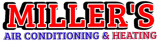 Miller's Air Conditioning & Heating Logo