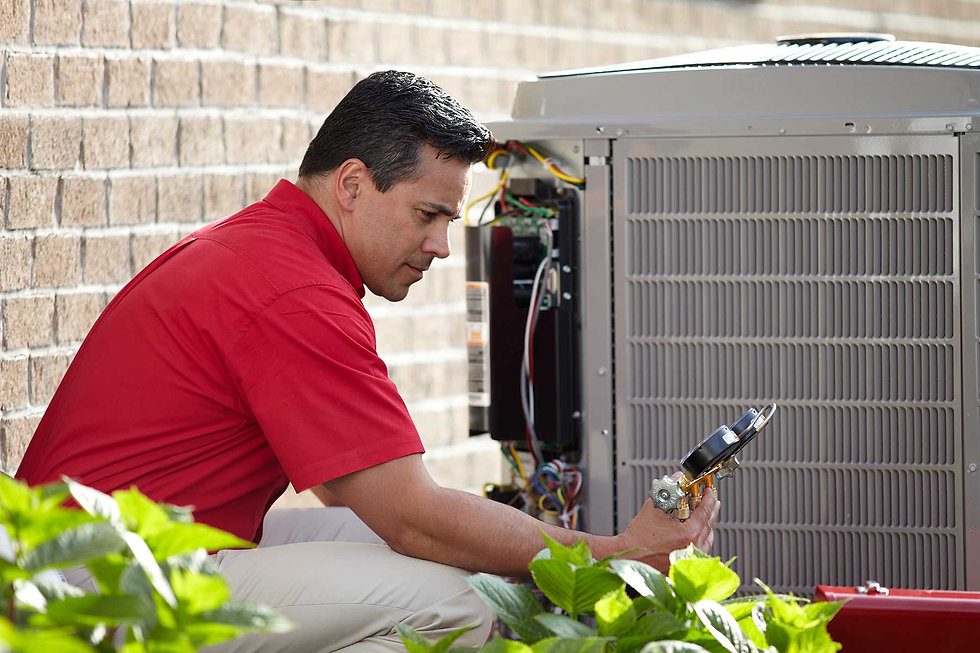 Miller's Cooling Services-air conditione
