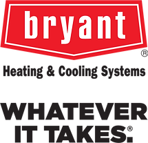 bryant heating and cooling systems logo.