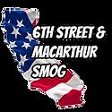 6th Stree & MacArthur Smog Logo.png