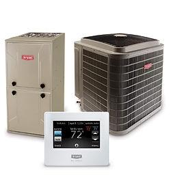 Bryant HVAC Air Conditioning & Heating S
