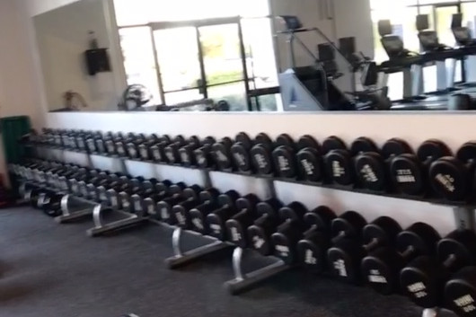 commercial mirror installations gym mirr
