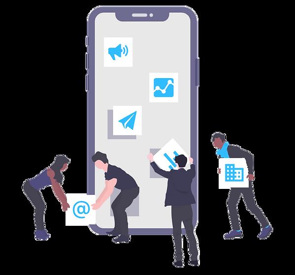 found sites digital marketing management
