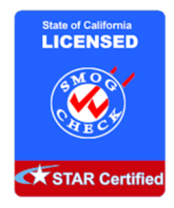 Star Certified Smog Check In Vacaville S