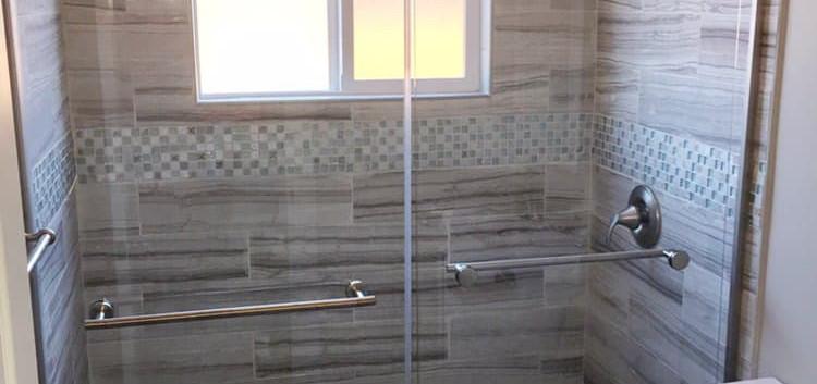 glass shower doors glass shower door ins