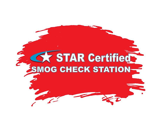 star certified smog check station in tra