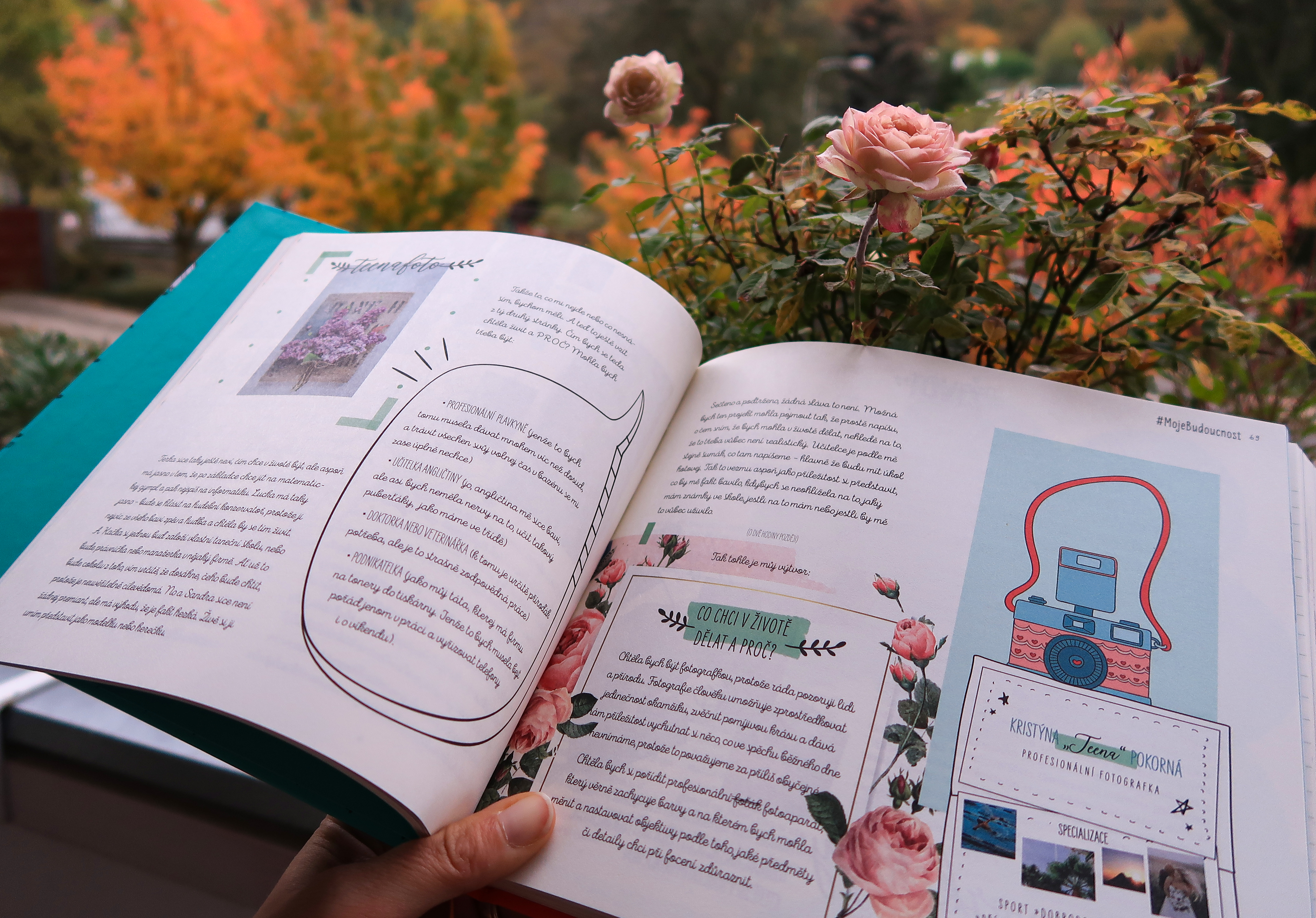 Kniha Teena aneb skutečný příběh pro holky