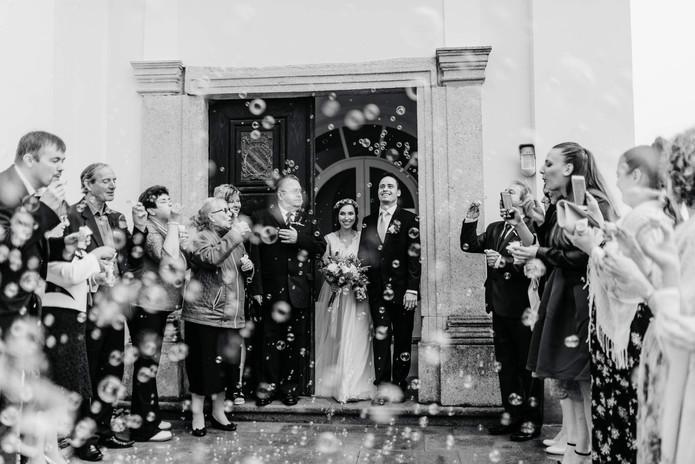 Prostě šťastná svatba Míša a Honza