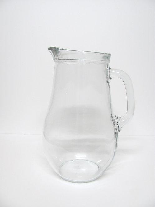 Džbán skleněný