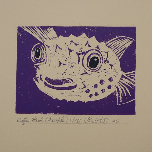 Puffer Fish -  Keith Coleman