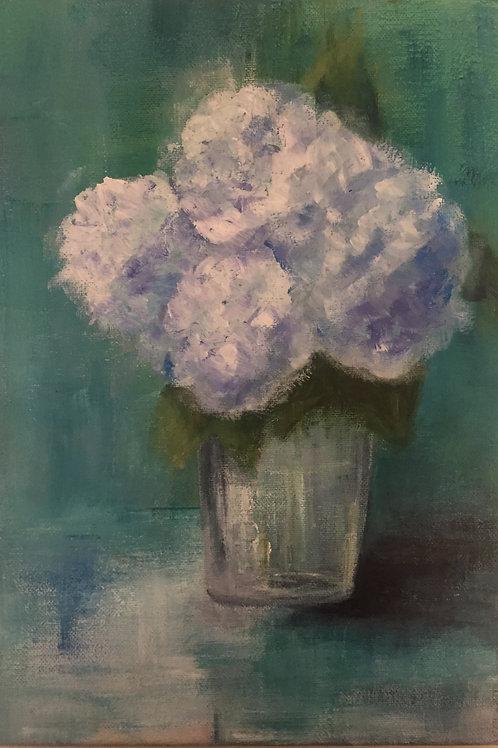 Hydrangeas 3 - Katherine Blashki