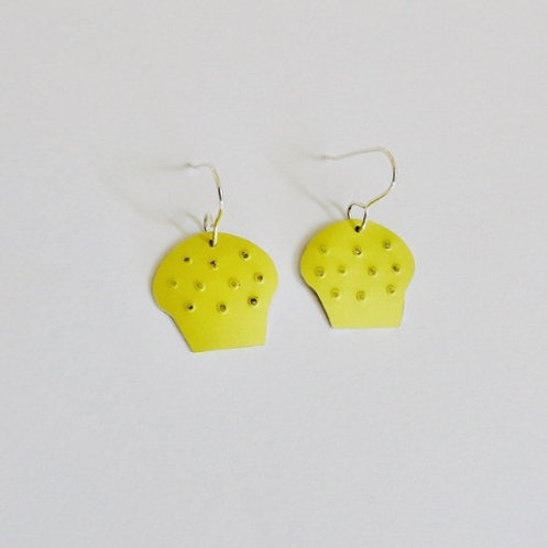 High Tea Earrings 3 - Cathy Jarratt