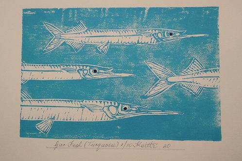Gar Fish -  Keith Coleman