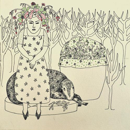 The Flower Pot III Sunaina Dankher Lohkan