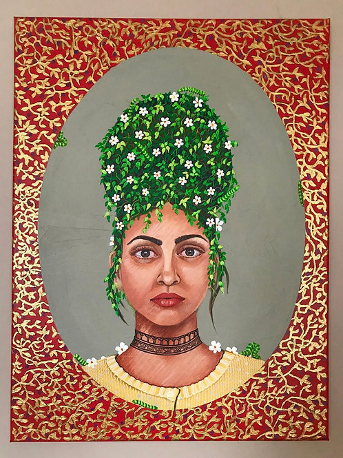 The Garden Lady - Sunaina Dankher Lohkan