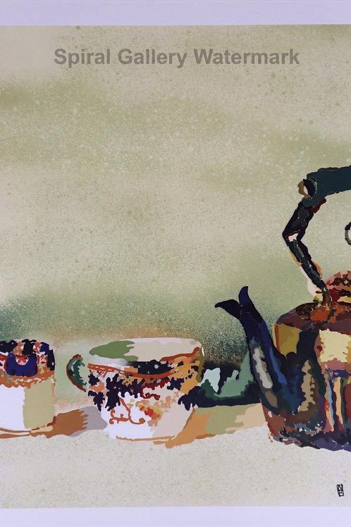 Tea Time - Natasha Berta