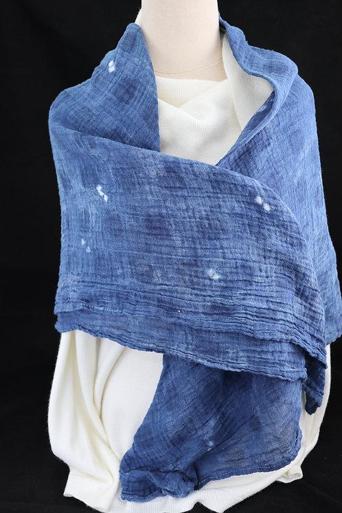Shibori tie Dye Wrap - Reiko Healy